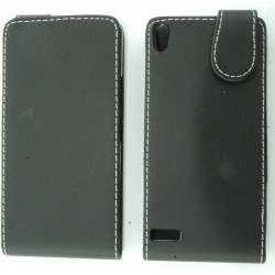 Huawei Ascend P6 Leather Flip Case