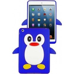 iPad Mini Penguin Silicone Case