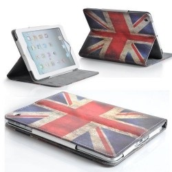 iPad Mini Union Jack Stand Case