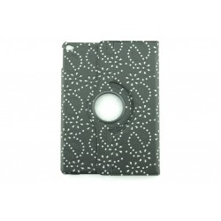 Bling Bling 360 Rotating Leather Case Cover For iPad Air 2