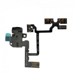 iPhone 4 Black Headphone Flex