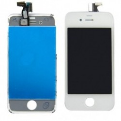 iPhone 4 White LCD & Digitiser Complete