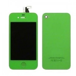 iPhone 4 Lcd Green Colour Conversion Kit