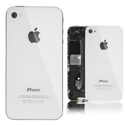 iPhone 4S Battery Back Cover in White