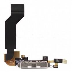 iPhone 4S White Charging Port Flex