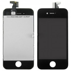 iPhone 4S Black LCD & Digitiser Complete