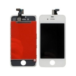 iPhone 4S White LCD & Digitiser Complete