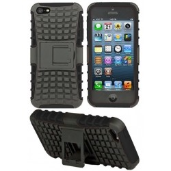Dual Armor Composite Case with Viewing Stand for iPhone 5 / 5s
