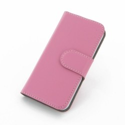 Leather Book Case for iPhone 5 / 5s