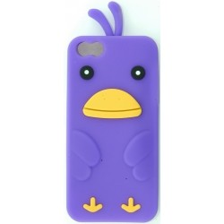 iPhone 5 / 5s Chick Silicone Case