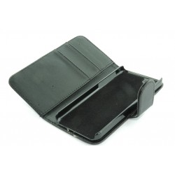 iPhone 5C Leather Book Case