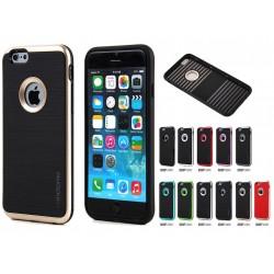 iPhone SE / 5S / 5 Brushed Gel TPU Case (Multiple Colours)