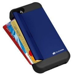 Muzzbe iPhone 5S / SE Card Holder Stand 3 in 1 Case