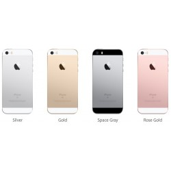 iPhone SE housing with parts (4 colours)