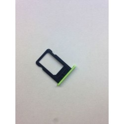 Iphone 5c Sim Tray in Green