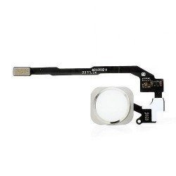 iPhone 5S / SE White Home Button Flex