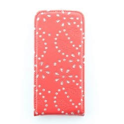 Diamond Bling Leather Flip Case Cover For Apple iPhone 6 4.7'' Inch