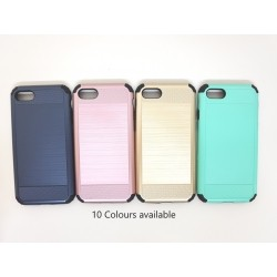Apple iPhone 7 Bumper Armour Case (Multiple Colours)